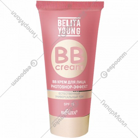 Крем для лица «Bielita young» 30мл.