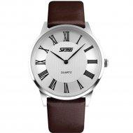 Наручные часы «Skmei» 9092CL, коричневые