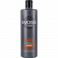 Шампунь мужской «Syoss» для нормальных волос, 450 мл