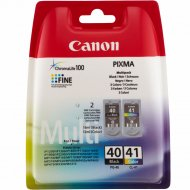 Набор картриджей «Canon» PG-40/CL-41.
