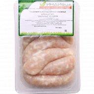 Колбаски для гриля «Шашлычные» из мяса индейки, охлажденные, 1 кг., фасовка 1-1.1 кг