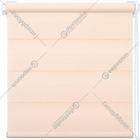Рулонная штора «АС Март» Кентукки, персиковый, 78х160 см