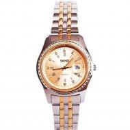 Наручные часы «Skmei» 9098CS, женские, золотые