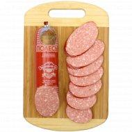 Колбаса варено-копченая «Полесье» бессортовая, 1 кг., фасовка 0.4-0.6 кг