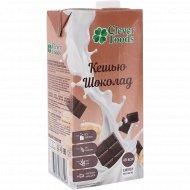 Напиток ореховый «Clever Foods» кешью шоколад, 1000 мл