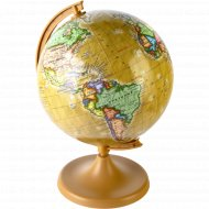 Глобус античный, диаметр 160 мм.