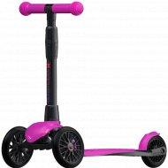 Игрушка «Детский трехколесный самокат со светящимися колесами».