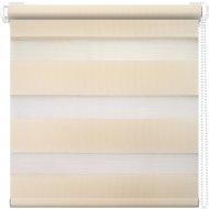 Рулонная штора «АС Март» Кентукки, светло-бежевый, 52х160 см