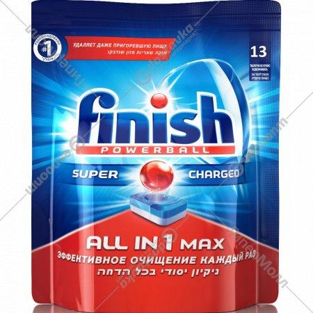 Бесфосфатное средство для мытья посуды «Finish» таблетки, 13 шт.