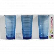 Комплект из 3-х стаканов «Гранада» 345 мл.