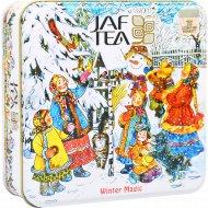 Чай черный «Jaf Tea» Зимняя магия, 80 г.