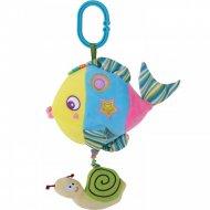 Игрушка музыкальная шелестящая «Lorelli» Рыбка.
