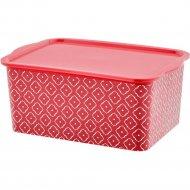 Коробка с крышкой «Boho» 3 л.