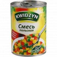 Смесь польская «Kwidzyn» 400 г.