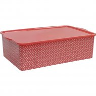 Коробка с крышкой «Boho» 7.5 л.