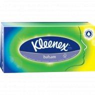 Салфетки «Kleenex Balsam» , 20х20 см, 80 шт.
