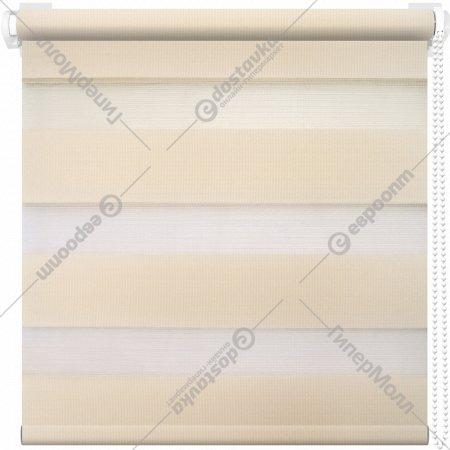 Рулонная штора «АС Март» Кентукки, светло-бежевый, 78х160 см