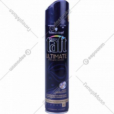 Лак для волос «Taft» экстремальная фиксация, 225 мл.