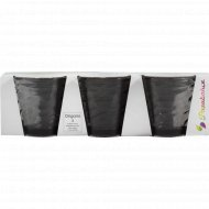 Комплект из 3-х стаканов «Оригами» 245 мл.