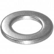 Шайба плоская «Starfix» М10, сталь, А2, DIN 125, 500 шт.