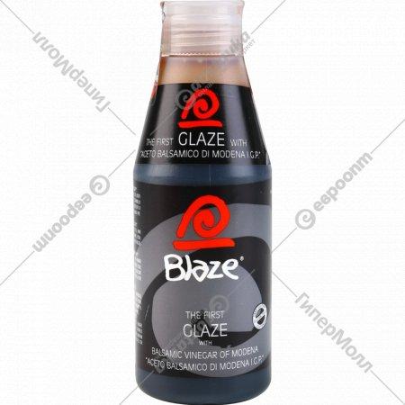 Крем бальзамический черный из модены «Blaze» 215 мл.