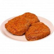 Котлета из мяса индейки «Фирменная» замороженная, 1 кг., фасовка 0.4-0.44 кг