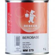 Эмаль «DeBeer» 500, 579/1, специальный черный, 1 л
