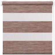 Рулонная штора «АС Март» Кентукки, светлый орех, 48х160 см