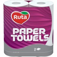 Полотенца бумажные «Ruta» Universal 2 шт.