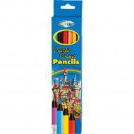 Цветные карандаши «Castle» 6 шт.