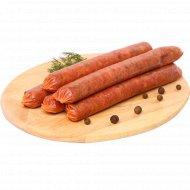 Колбаски «Деревенские» охлажденные, 1 кг.