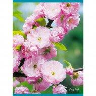 Тетрадь «Дыхание весны» А4 48 листов.