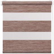 Рулонная штора «АС Март» Кентукки, светлый орех, 57х160 см