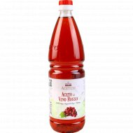 Уксус винный красный «Acetum» 6%, 1000 мл.