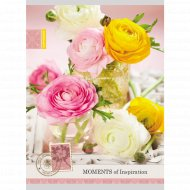 Тетрадь «Нежные цветы» А4 96 листов.
