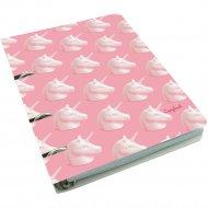 Тетрадь на кольцах «Cute & Funny» дизайн 6, 100 листов.