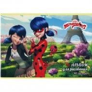 Альбом для рисования «Ladybug» LB-AA-40.