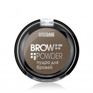 Пудра для бровей «Luxvisage» Brow powder, 03 тон, 1.7 г.