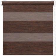 Рулонная штора «АС Март» Кентукки, темно-каштановый, 57х160 см