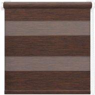 Рулонная штора «АС Март» Кентукки, темно-каштановый, 67х160 см