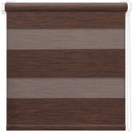 Рулонная штора «АС Март» Кентукки, темно-каштановый, 72х160 см