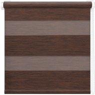 Рулонная штора «АС Март» Кентукки, темно-каштановый, 78х160 см