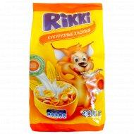 Хлопья кукурузные «Rikki» 400 г.