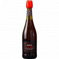 Напиток безалкогольный «Bosca Toselli» красный сладкий, 0.75 л.