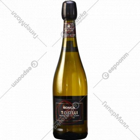 Напиток безалкогольный «Bosca Toselli» белый сладкий, 0.75 л.