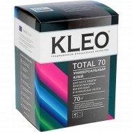 Клей обойный универсальный «Kleo Total» 250 г + 250 г.