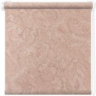 Рулонная штора «АС Март» Крисп, миндаль, 61х175 см