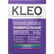 Клей обойный универсальный «Kleo Optima» Мини на 12 м2, 60 г.