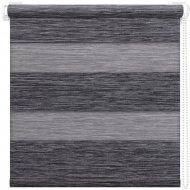 Рулонная штора «АС Март» Кентукки, графит, 67х160 см