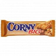 Батончик «Corny Big» с арахисом и молочным шоколадом 50 г.